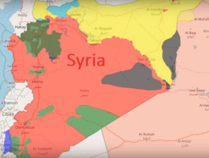 Krece Pakao Sirijska Vojska Pokrenula Dve Ofanzive Evo Ko Je Na